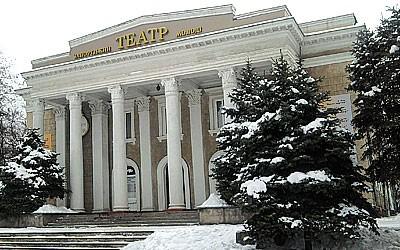 Театральная афиша 17